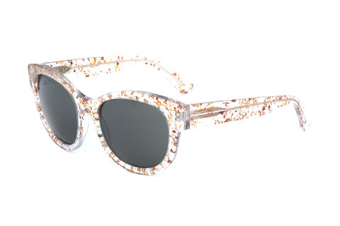 Sweet Olive Square Frame Sunglasses - product images  of