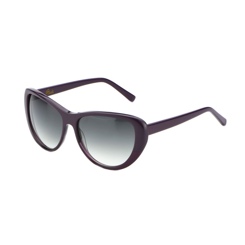 Purple Mauve Cateye Frame Sunglasses - product images  of