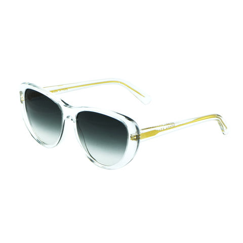 Crystal Cateye Frame Sunglasses - NEW colour - product images  of