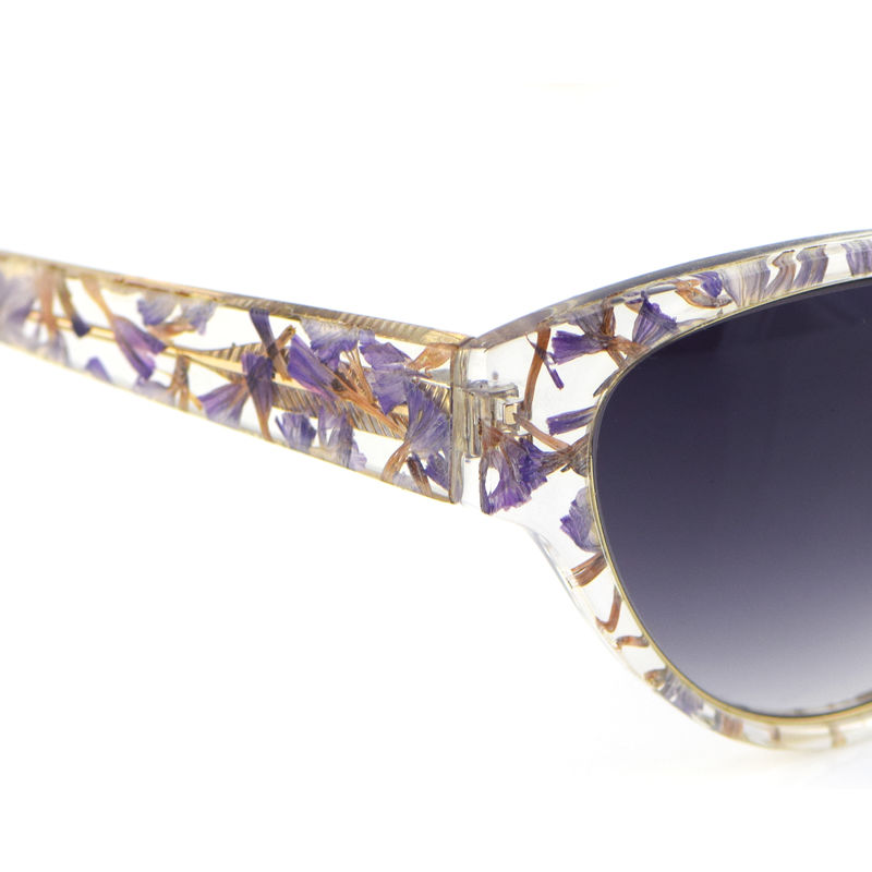 Forget-Me-Not Cat Eye Frame Sunglasses - product images  of