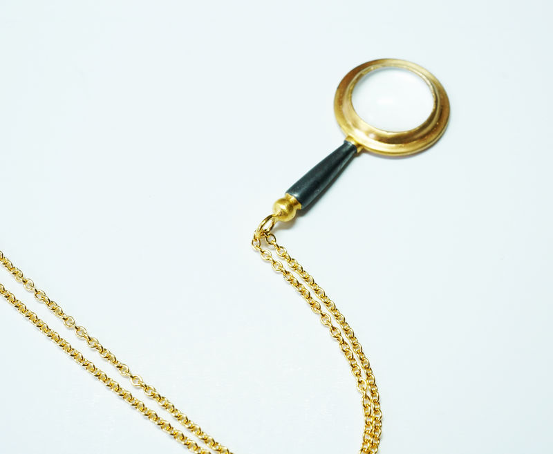Magnifying Glass Pendant - product images  of