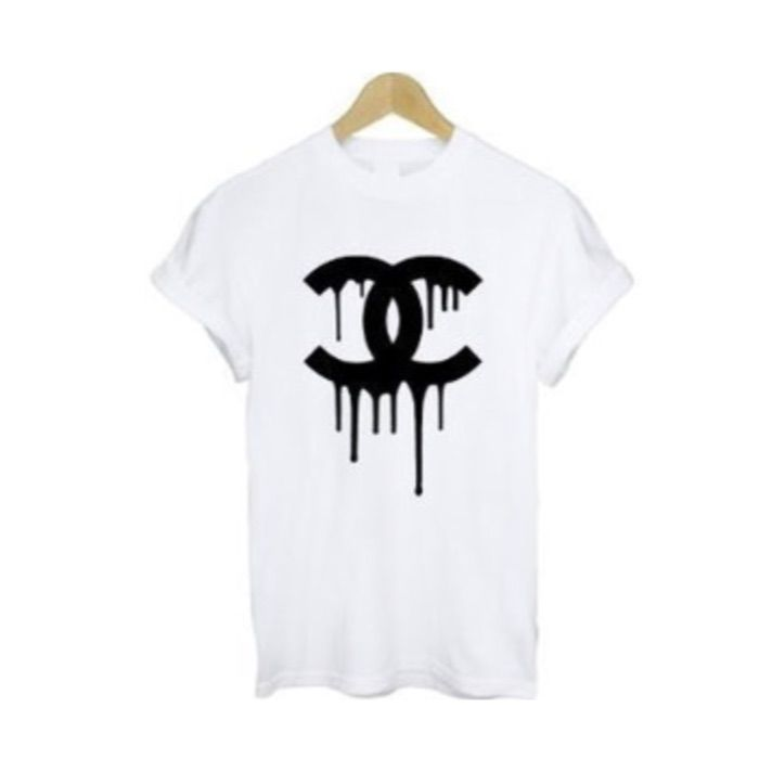 "The White ""c""  tee  - product images  of"