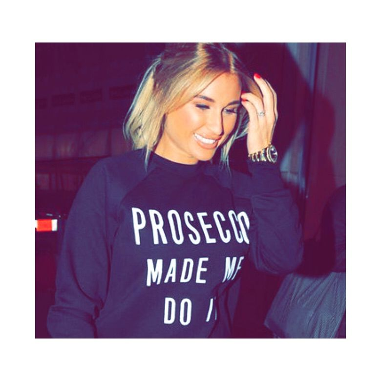 "The ""Prosecco "" jumper  - product images  of"