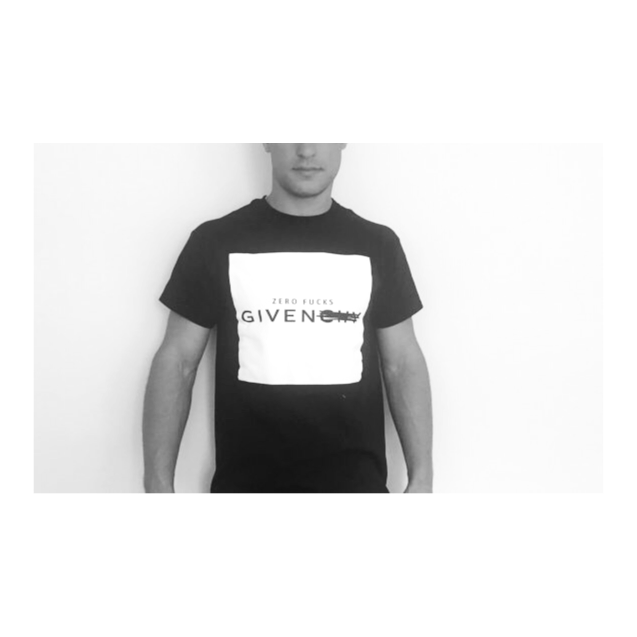 No f**ks given tee  - product image