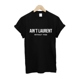 "The ""Laurent "" tee - product images 1 of 2"