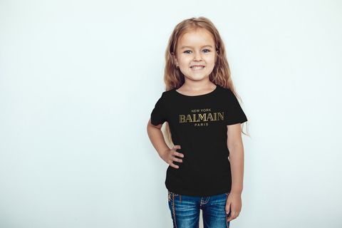 Kids,unisex,New,York,Paris,tee,