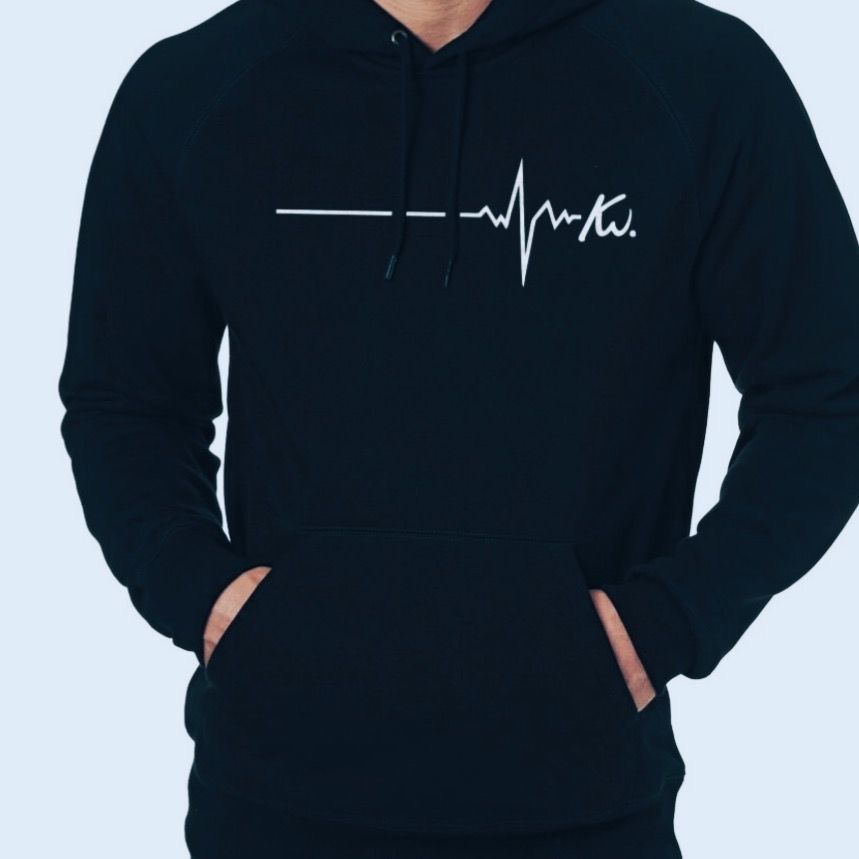 Kw,collection,MENS,Heartline,hoodie