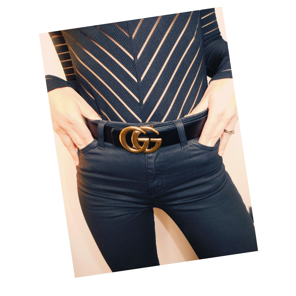 THE G BELT  - product image