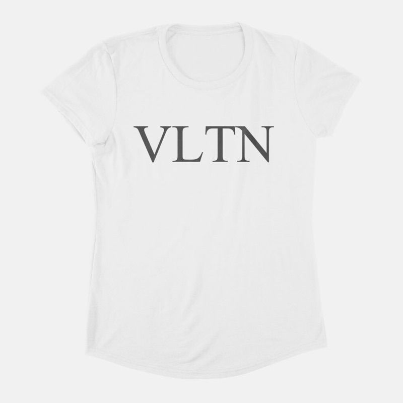 "The new "" VLTN "" tee - product images 1 of 2"