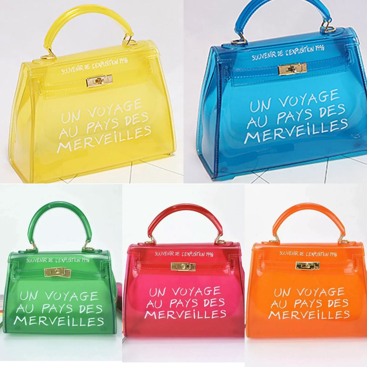 The,colour,bag