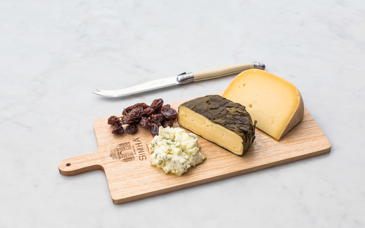 TASMANIAN OAK CHEESE BOARD - product images  of