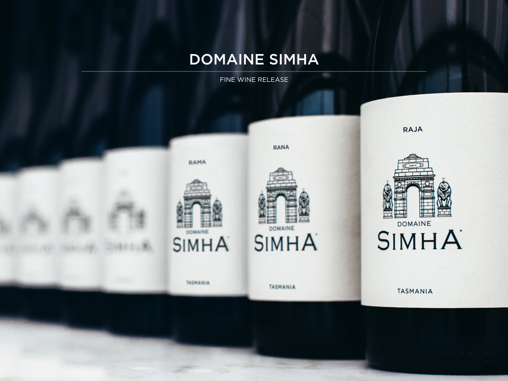 Domaine Simha Tasmania Fine Wine New Release avant-garde natural wine