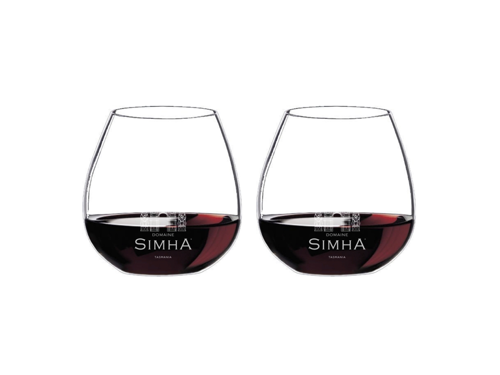 Domaine Simha Tasmania Riedel wine glass