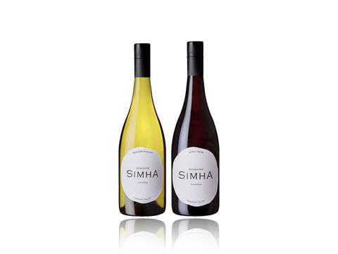 SIMHA,NATURE,MIXED,CASE,Wine Domaine Simha Nature Sauvignon Blanc Tasmania Australia Nav Singh Louise Radman natural method naturel