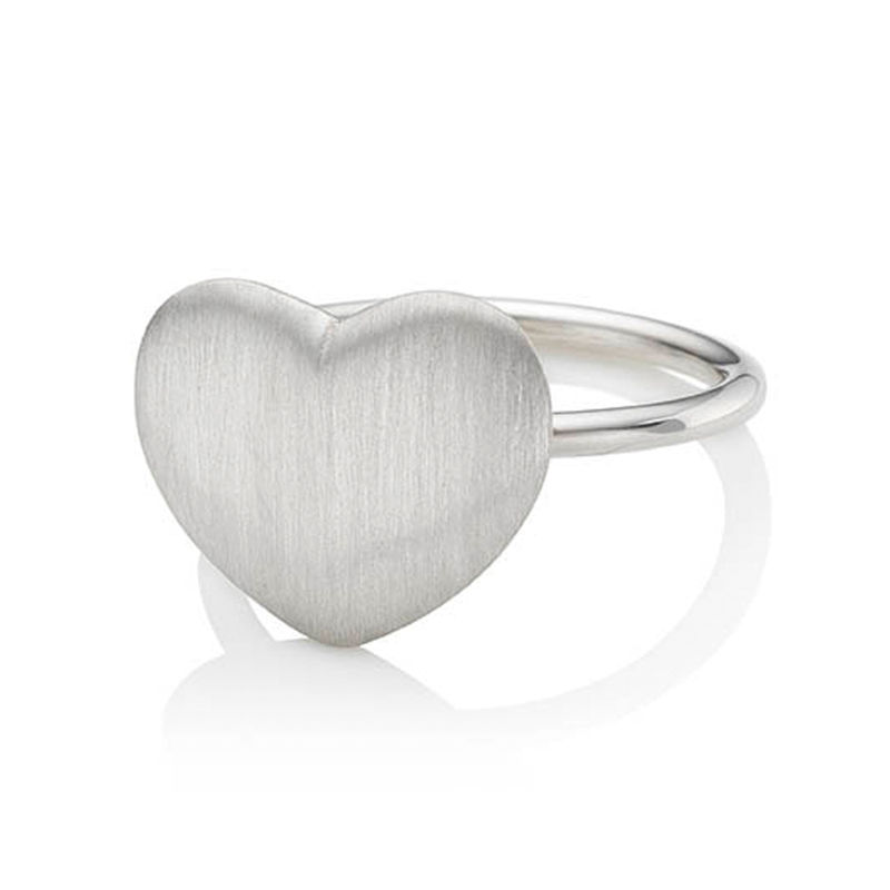 Heart ring by KristinM - product images