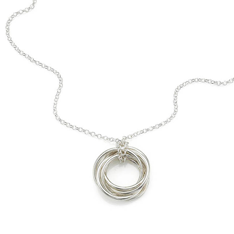 Love knot necklace by KristinM - product images