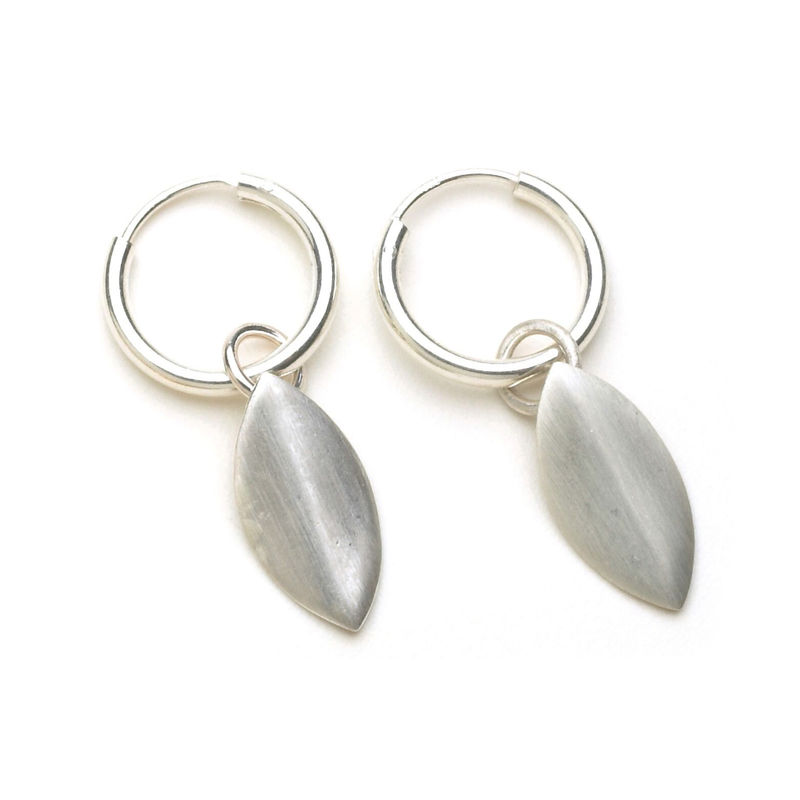 Petal Earrings silver by Naomi Tracz - product images