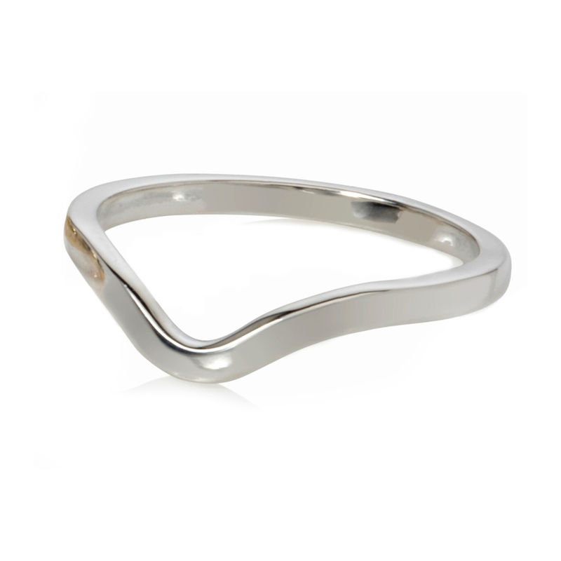 Deco ring silver by Danny Ries - product images