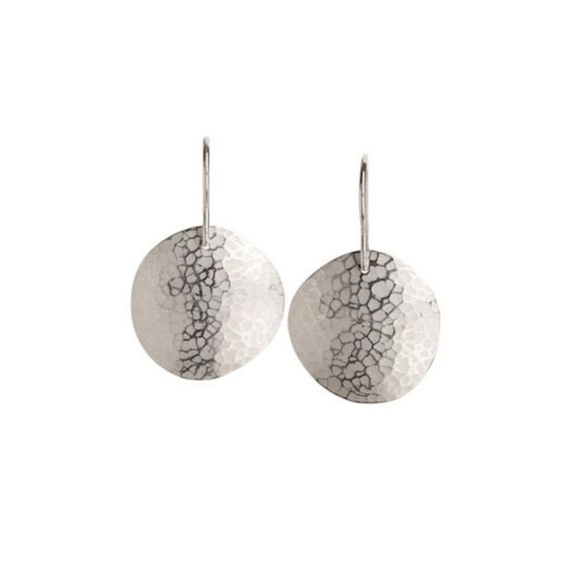 Weathered Shapes earrings 1 by Juliet Strong - product images