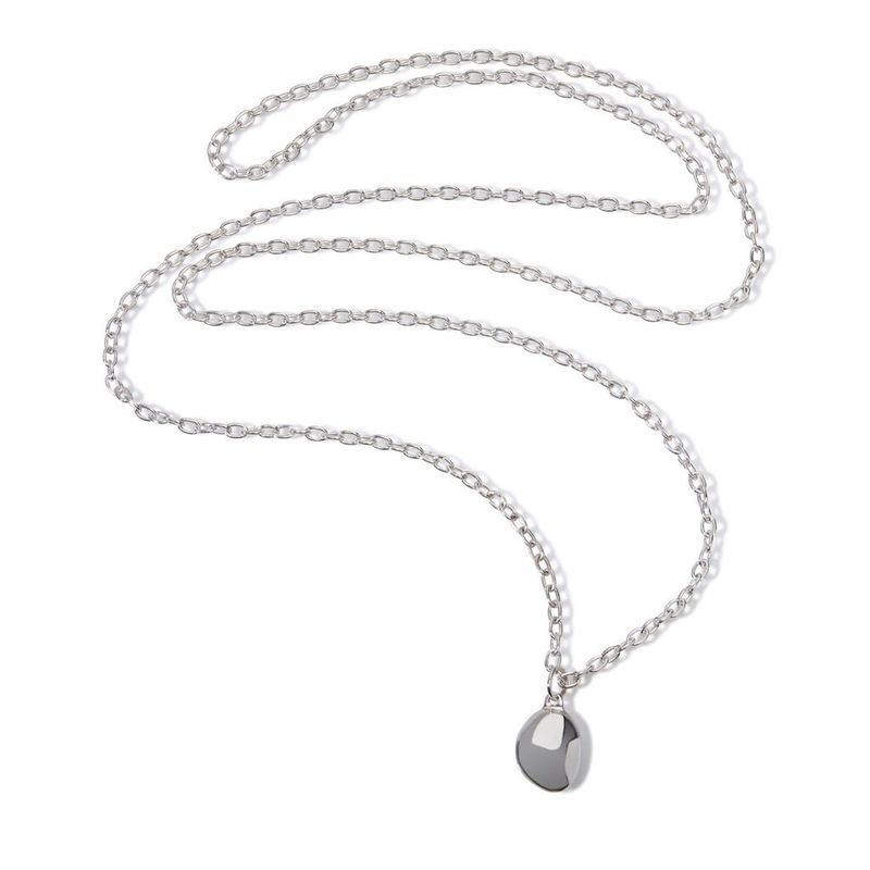 Pebble & Flow necklace long by Juliet Strong - product images