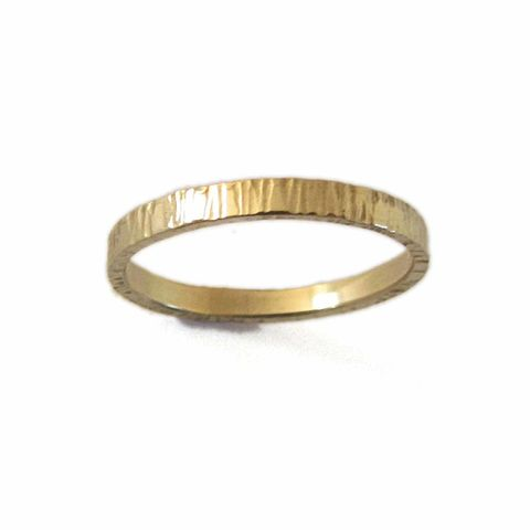 Textured,18ct,gold,band,by,Catherine,Marche,rustic wedding band, handmade wedding ring, caherine marche jewellery, 18ct gold jewellery, designer wedding, rings for men