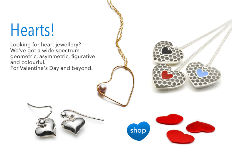 Heart Fine jewellery London Valentine gifts