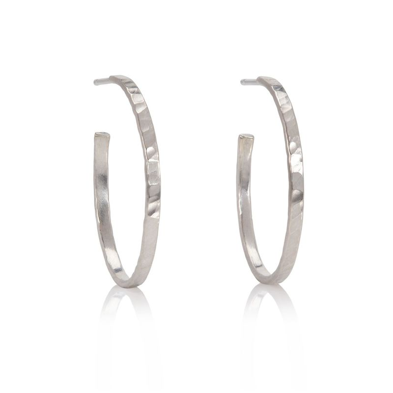 Rhythm hoop earrings by Juliet Strong - product images