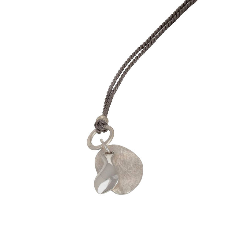 Drift necklace silver by Juliet Strong - product images  of