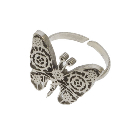 Mechanical,butterfly,ring,by,Varr-Dan,silver passion pendant, Varr-Dan, jedeco, romantic silver ring