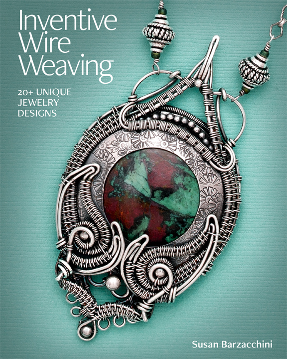 Inventive Wire Weaving by Susan Barzacchini