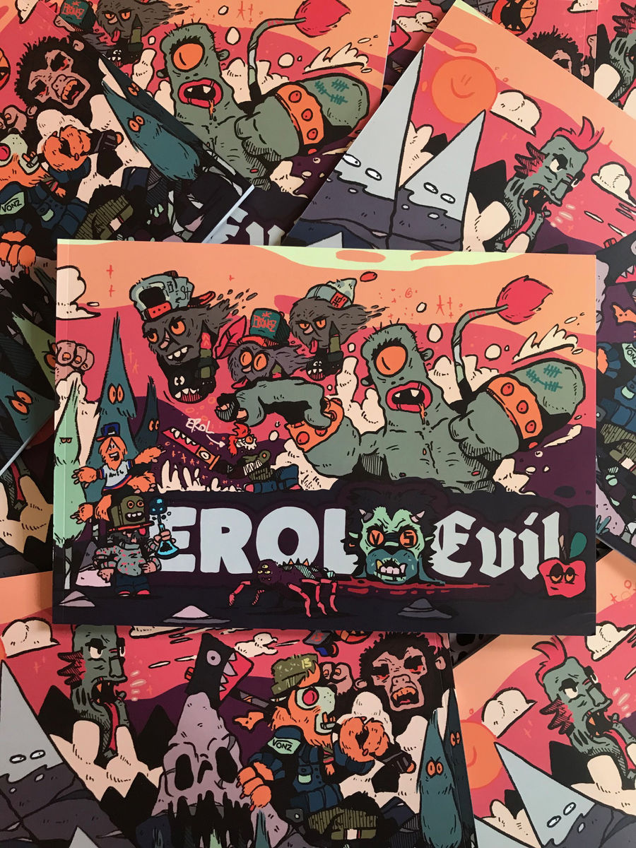 Erol Vs Evil - product images  of