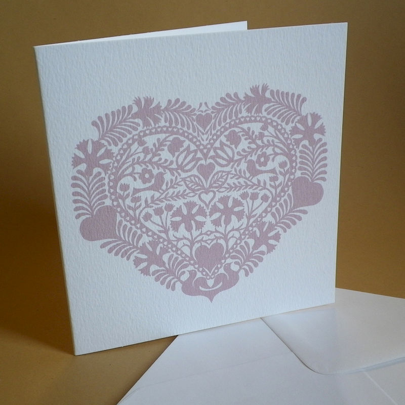 Heart Love Token Card - product images  of