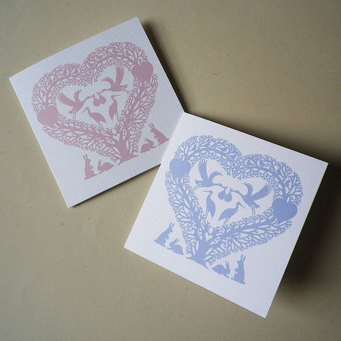 New,Baby,Stork,Heart,Card,Paper_Goods,Cards,New Baby,Blank,Notelets,Folk_Art,Papercuts,Silhouettes,Hearts,Gift_for_her,Cards_Multipack,Love_Hearts,Six_Pack,Romantic,Gift_for_friend,Thank_You