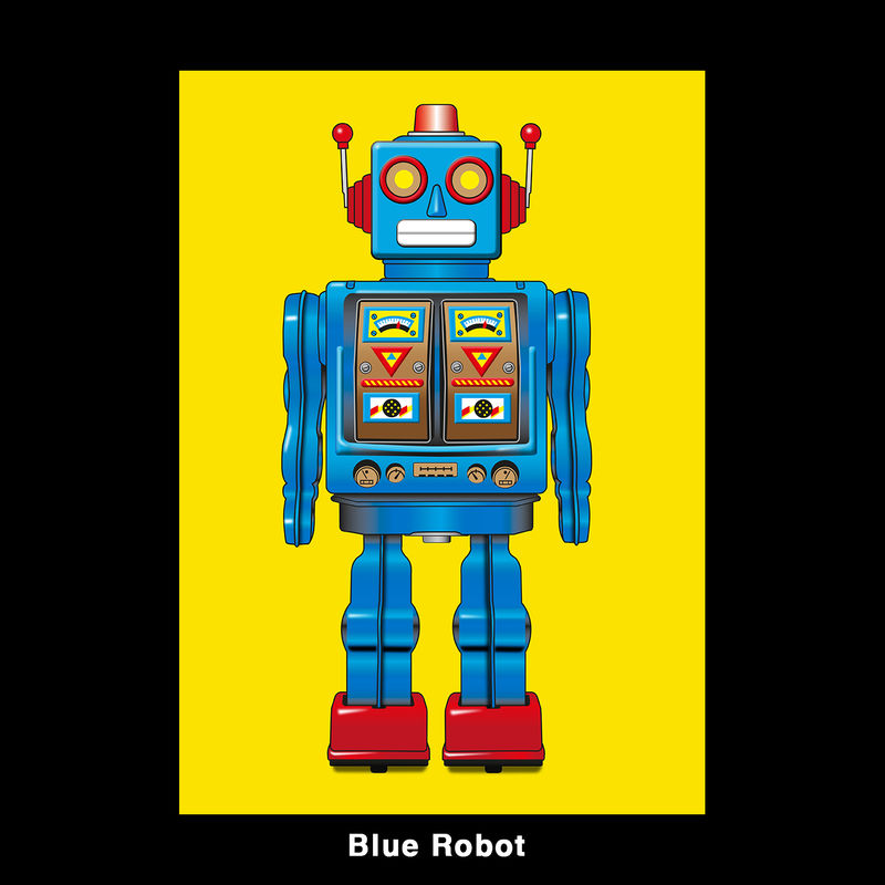 Robot Prints - product images  of