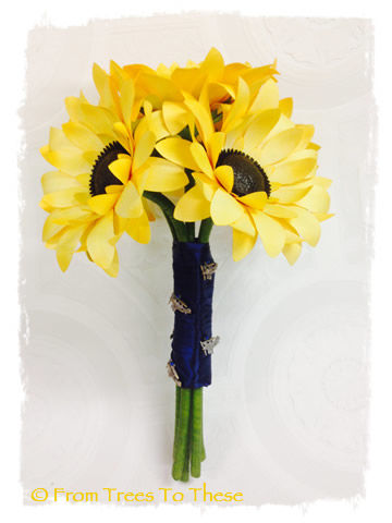 Sunflower Bouquet Set - product images  of