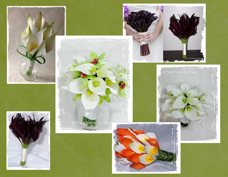 Calla Lily Bouquet Set (12 stems) - product images  of