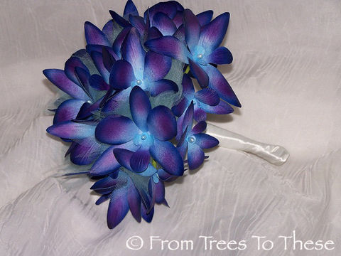 Blue,Dreams,Bouquet,Set,Weddings,orchid_bouquet,dendrobium_orchid,paper_orchid,blue_dendrobium,wedding_bouquet,paper_bouquet,HomeFront_Team,orchid_boutonniere,paper_dendrobium,blue_orchid,blue_orchids,blue_bouquet,blue_purple_orchid,paper,wire,floral tape,tulle,satin rib