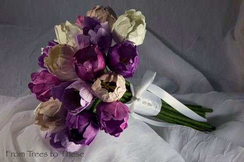 Tulip,Bouquet,Set,Weddings,tulip,tulip_bouquet,paper_tulip,paper_tulips,purple_tulips,tulip_bouquets,pink_tulip_bouquet,white_tulip_bouquet,paper_flower,paper_flowers,purple_flower,wedding_bouquet,HomeFront_Team,paper,wire,tape,satin ribbon