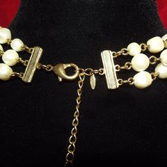 d1fed9f50c7a6 Avon Fake Pearl Necklace - Faith's Serendipity Vintage Jewelry