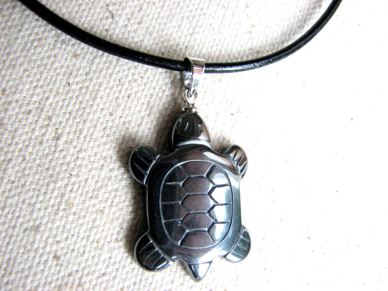 Sea Turtle Necklace Turtle Pendant Mens Necklace Sea Turtle Gifts Wooden Choker