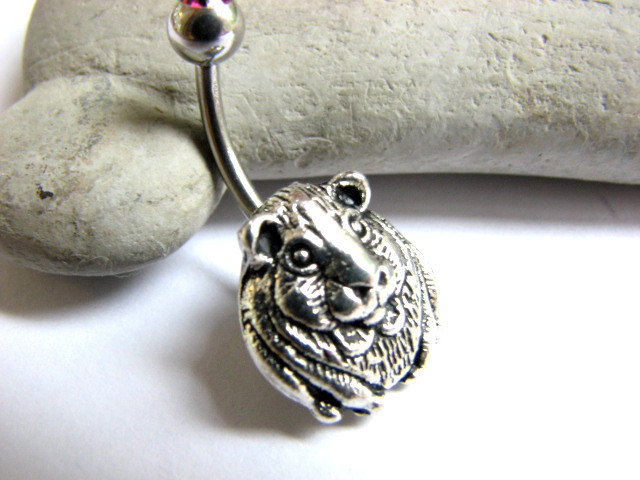 Guinea Pig / Hamster Belly Ring - product images  of
