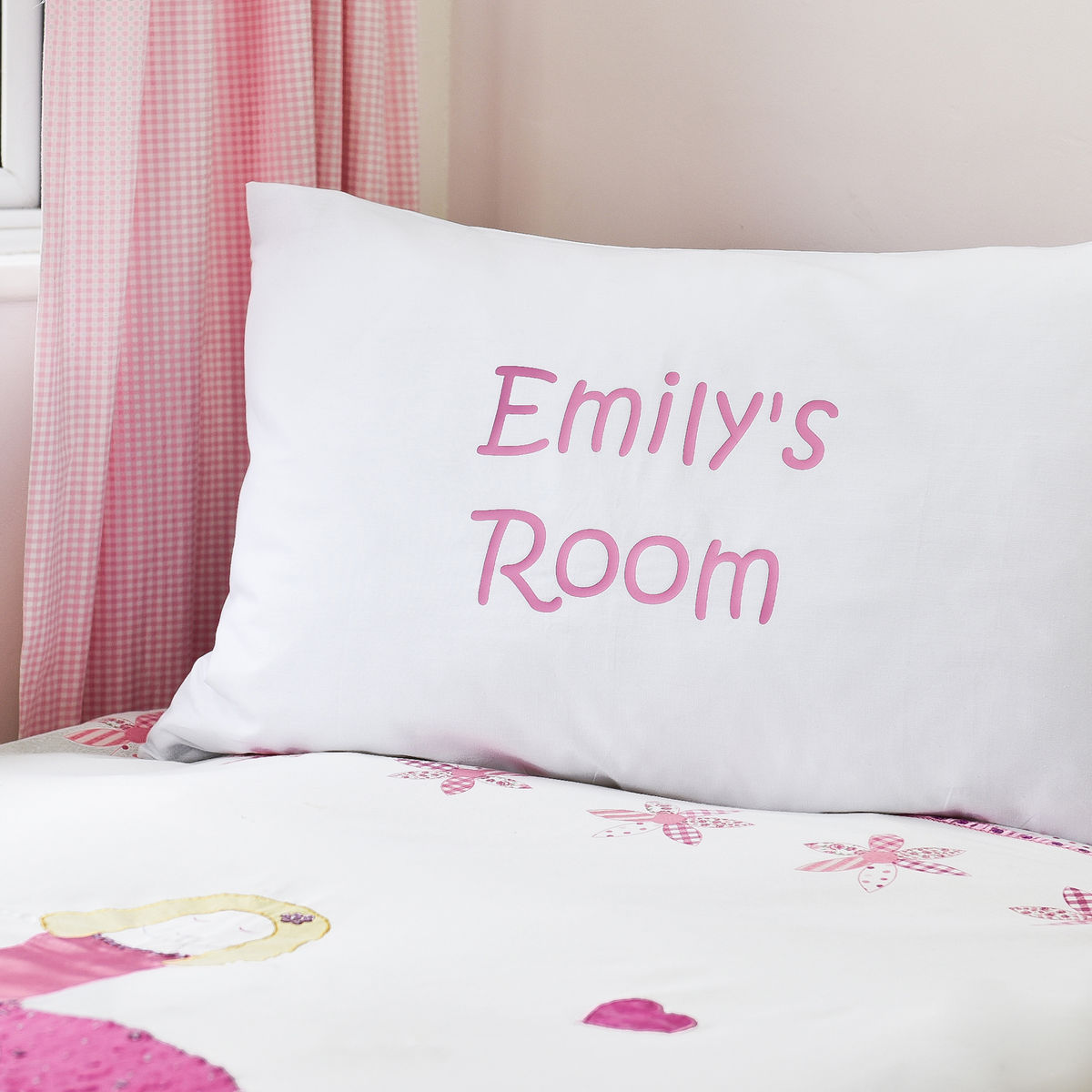 Personalised Girls Pillowcase - product image