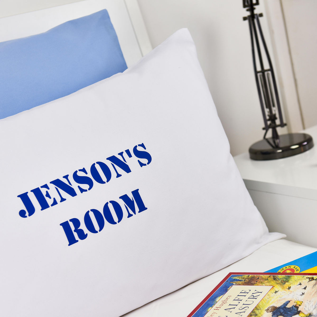 Personalised Boys Pillowcase - product image