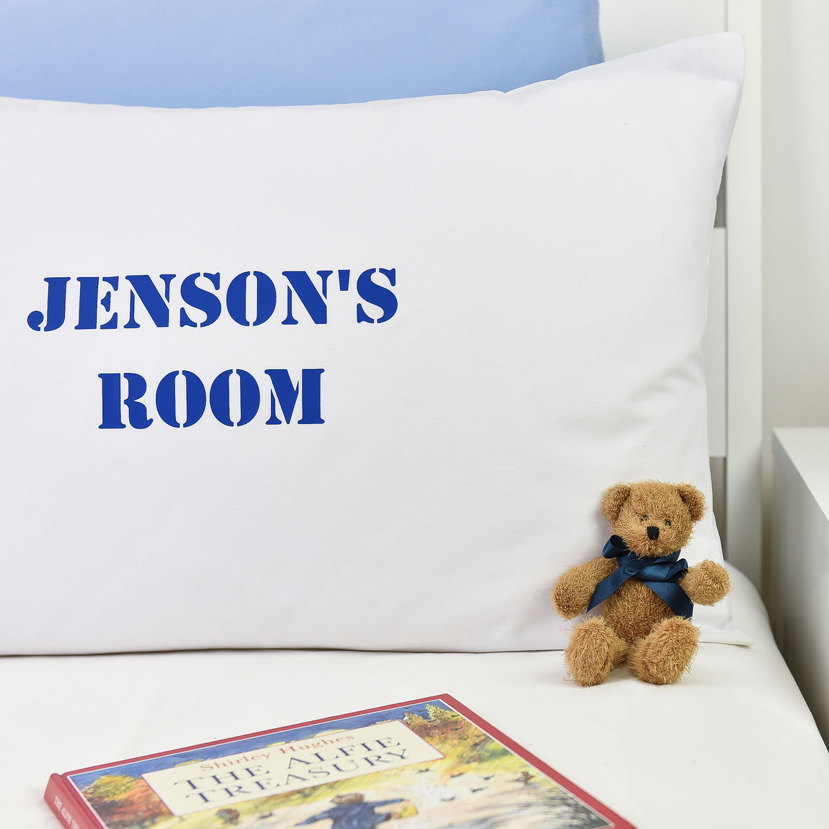 Personalised Boys Pillowcase - product images  of