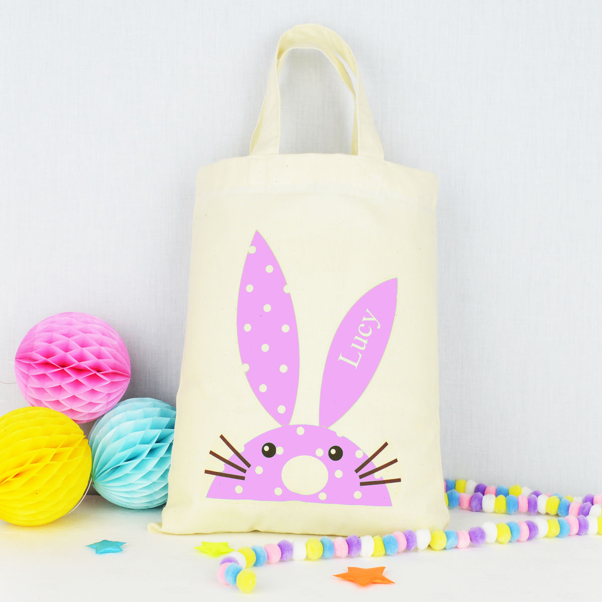 Personalised Rabbit Bag - product image