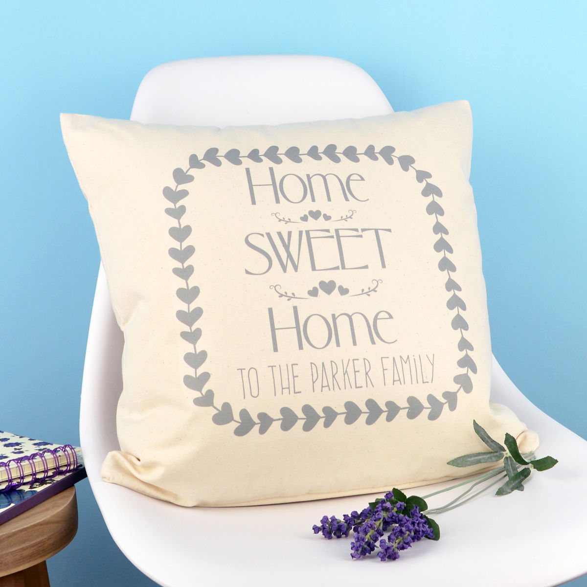 Personalised Home Cushion - product image