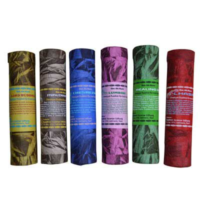 Tibetan,Incense,pack,of,6