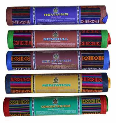 Tibetan,Incense,pack,of,5