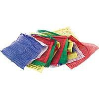 Medium Tibetan Prayer Flags pack of 5 rolls - product images  of