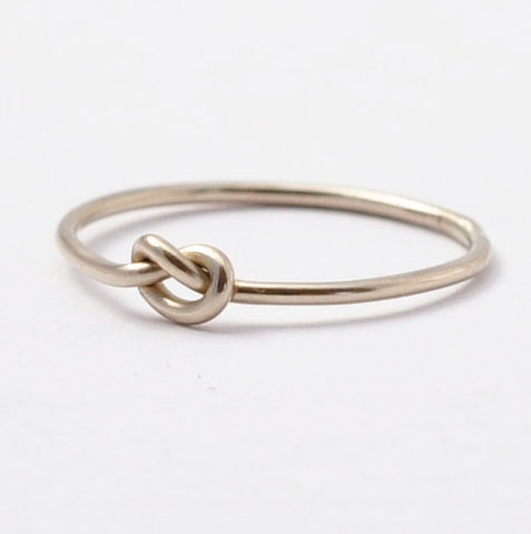 14K,White,Gold,Knot,Ring,Jewelry,white_gold_ring,14k_white_gold_ring,love_knot_ring,knot_ring,white_gold_knot_ring,forget_me_knot,white_gold_jewelry,promise_ring,tie_the_knot,white_gold_promise,slim_skinny_dainty,delicate_tiny_thin,memory_band,time,love,14k white gold